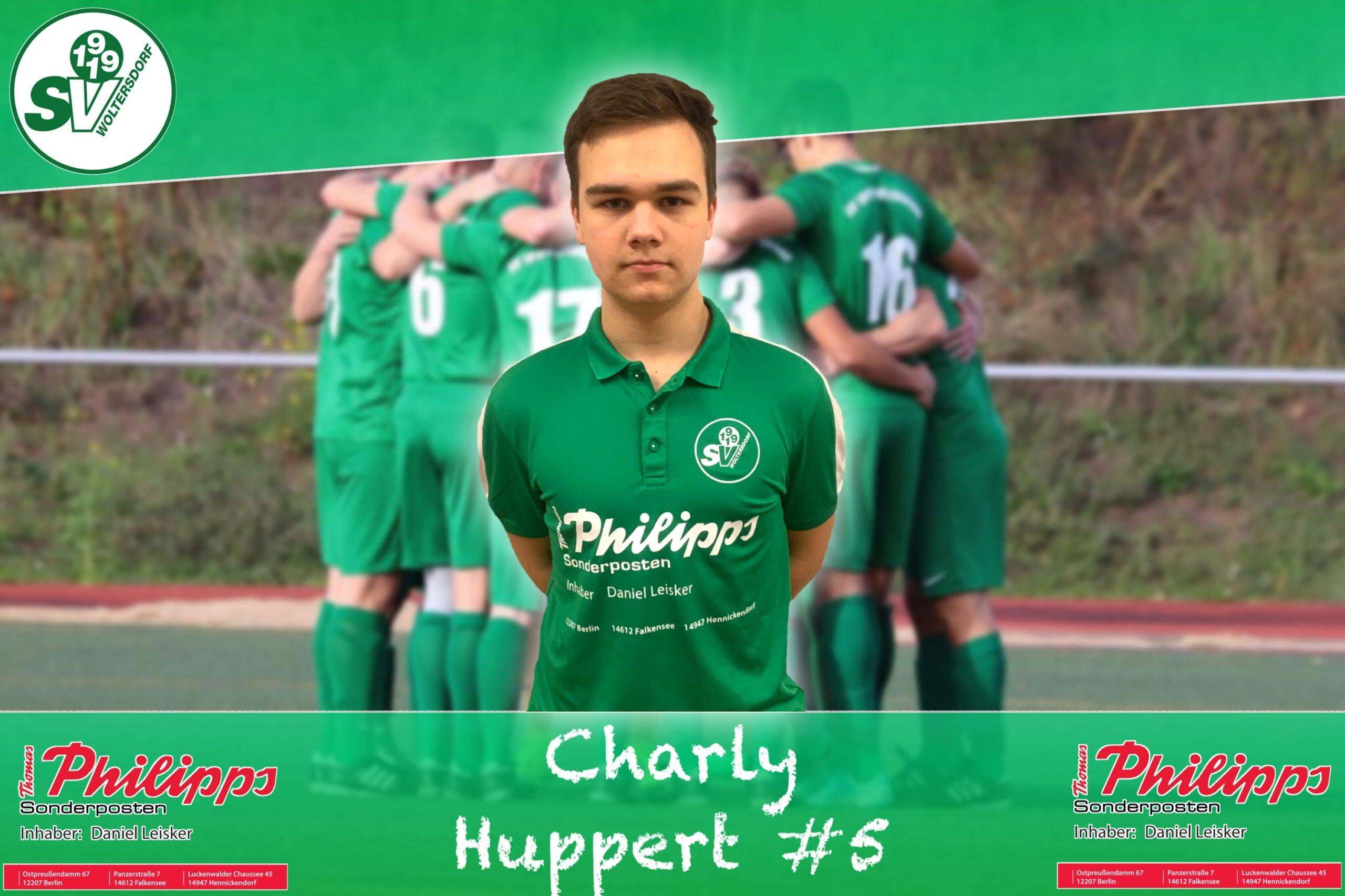 Charly Huppert