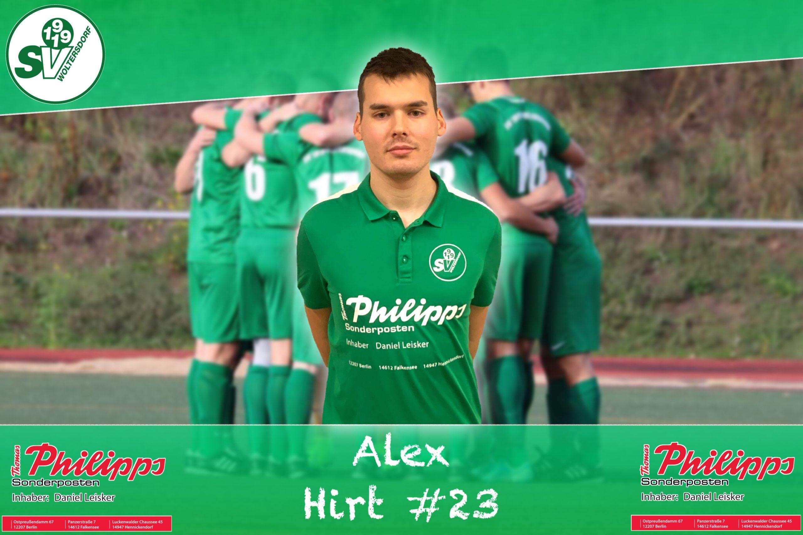 Alex Hirt
