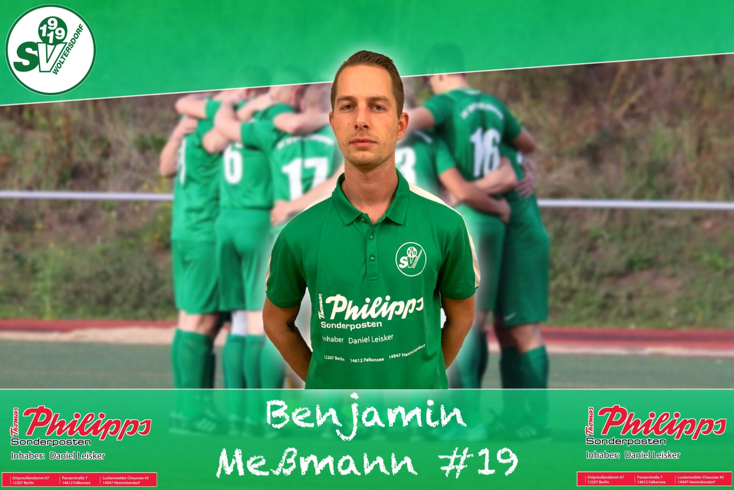 Benjamin Meßmann