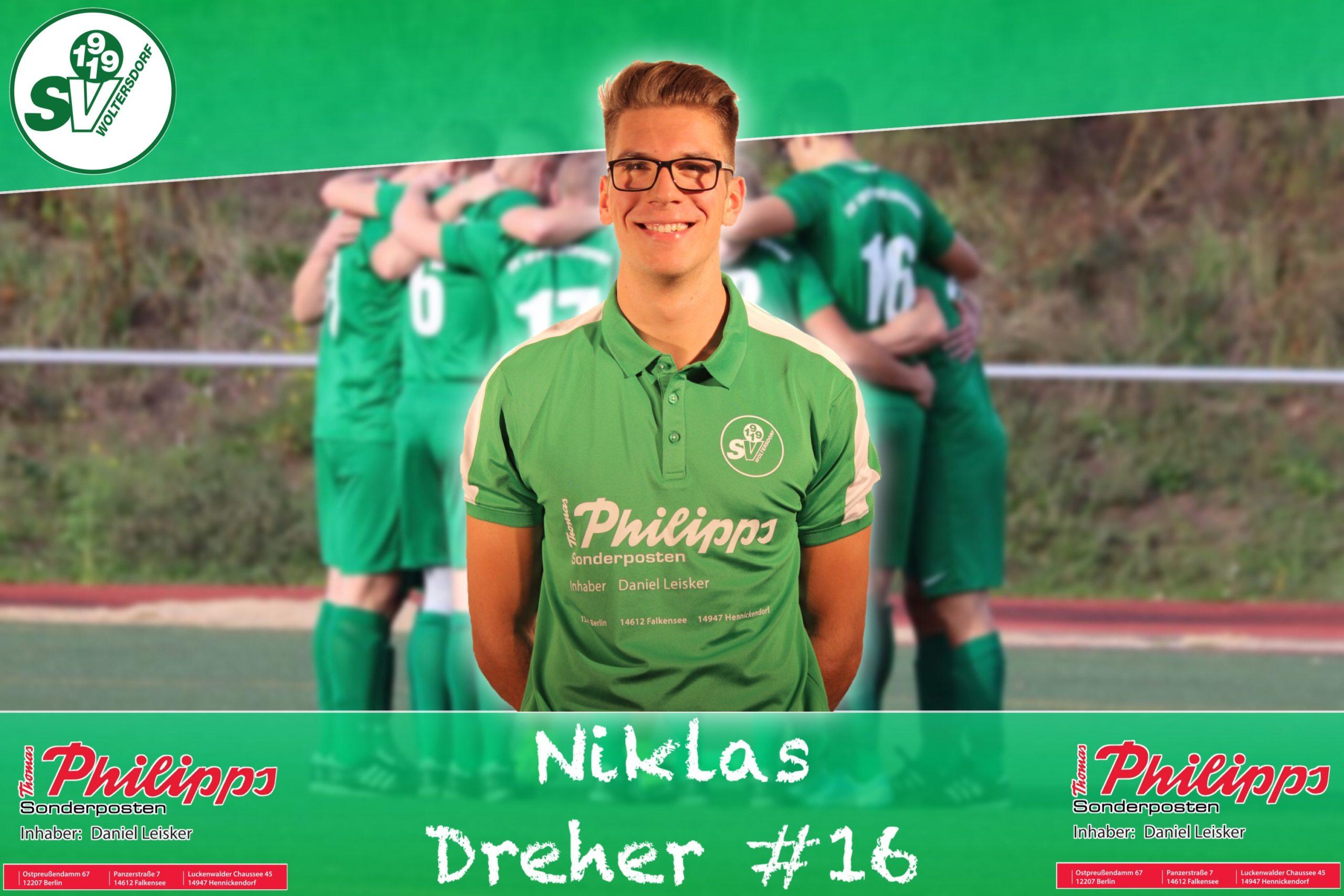 Niklas Dreher