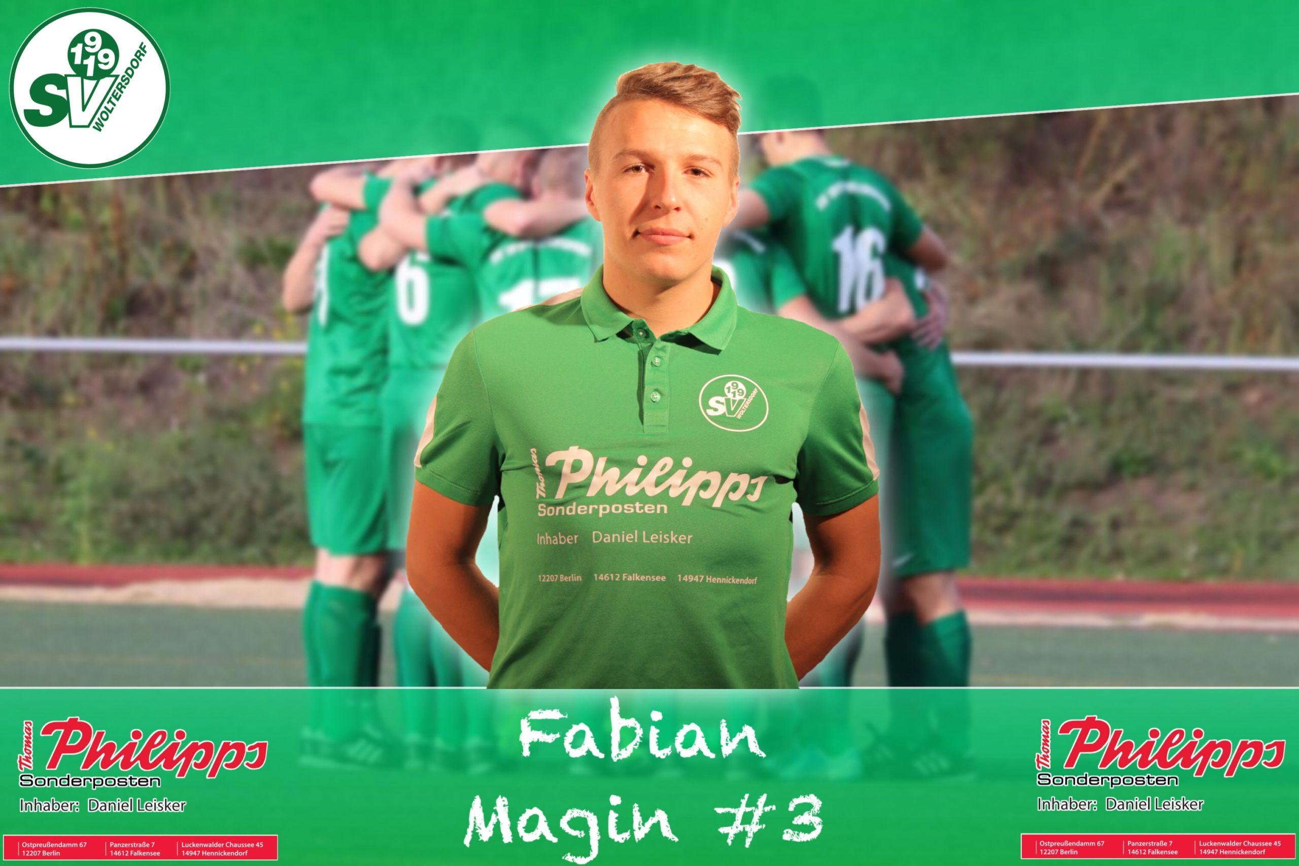 Fabian Magin