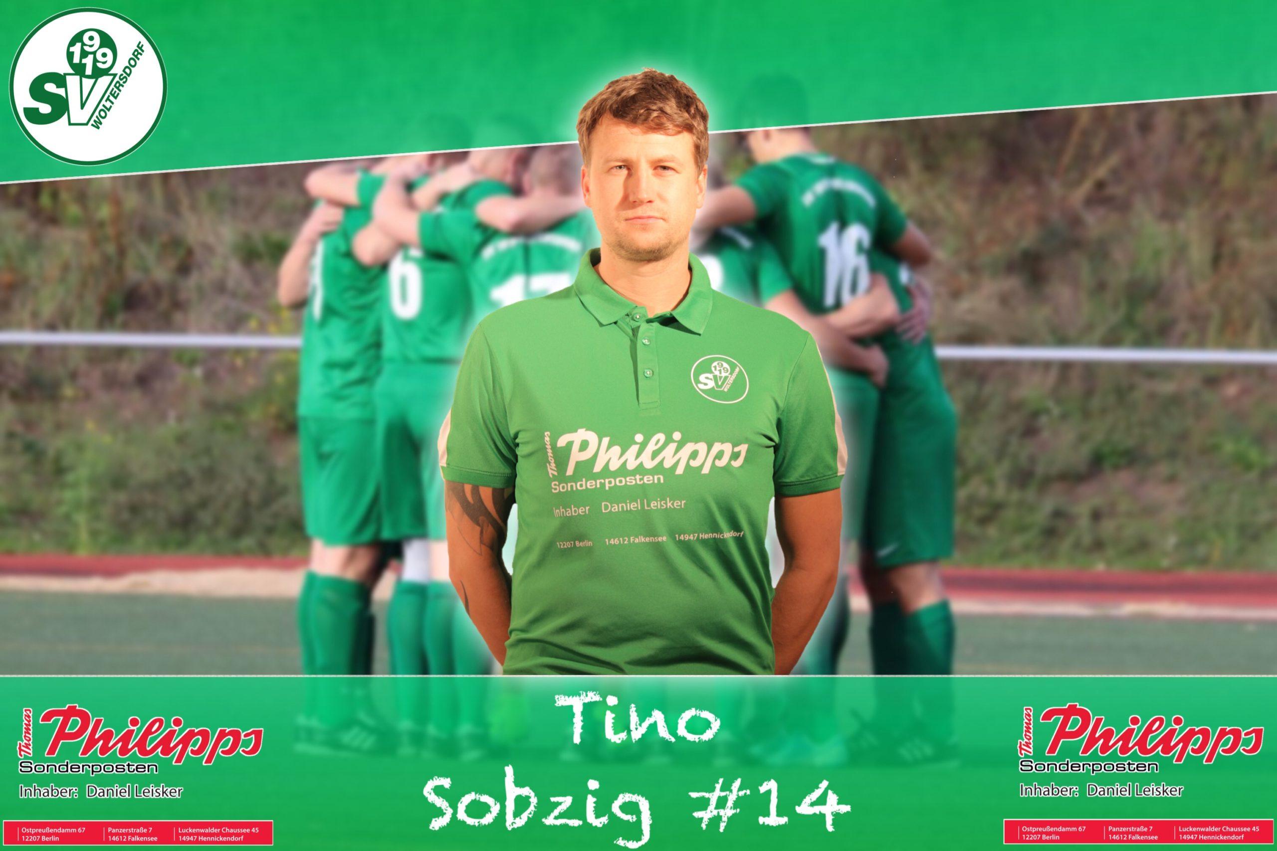 Tino Sobzig