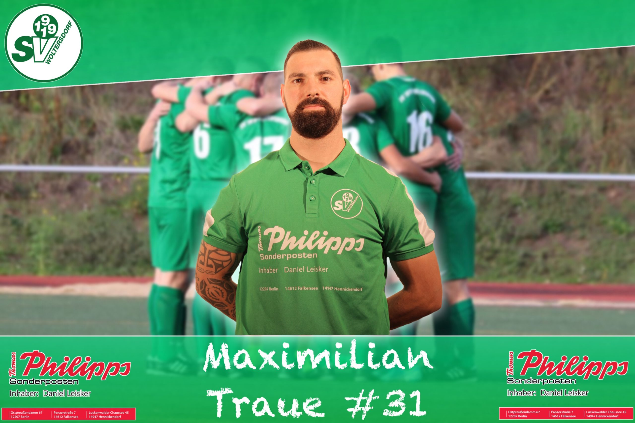 Maximilian Traue