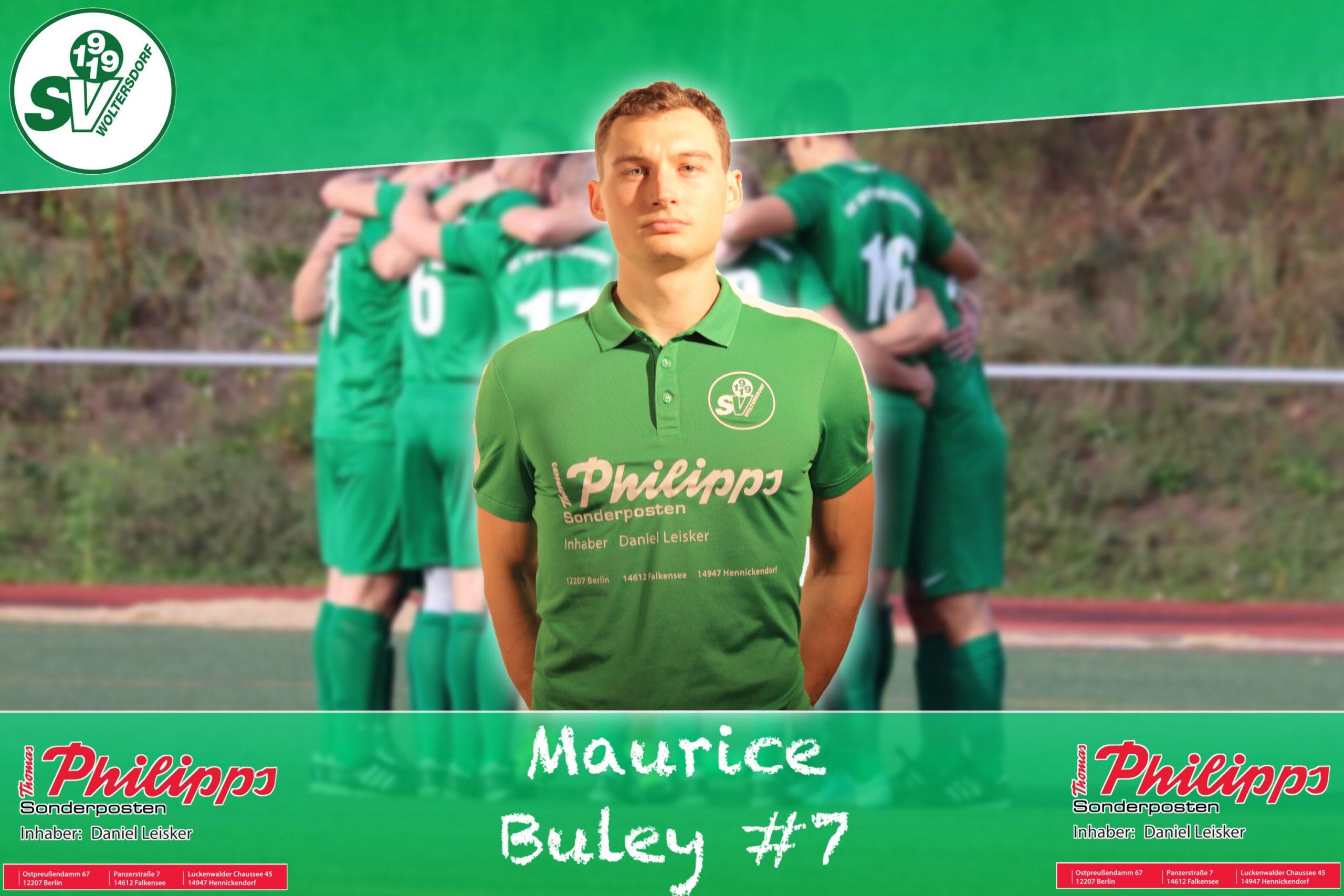 Maurice Buley