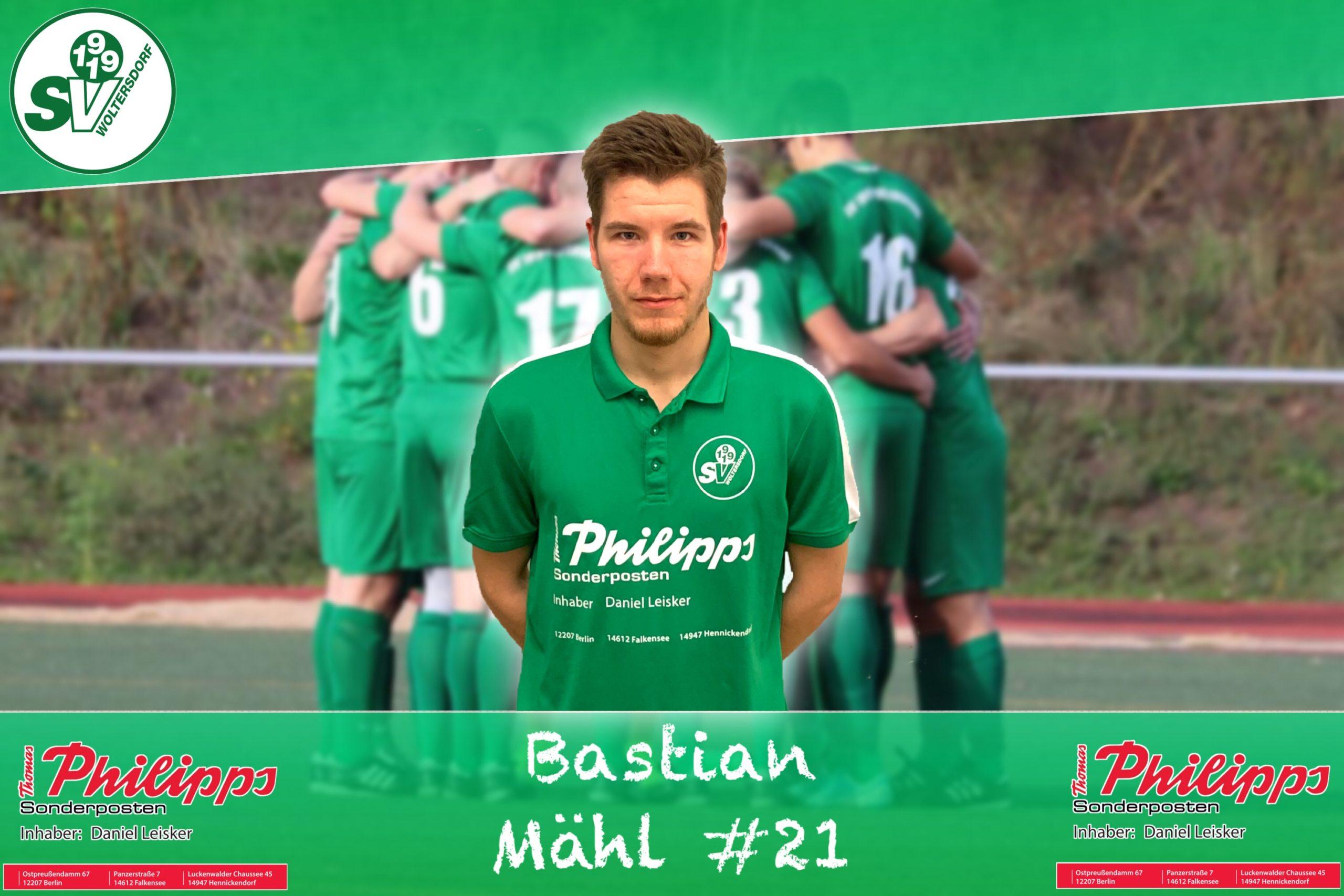 Bastian Mähl
