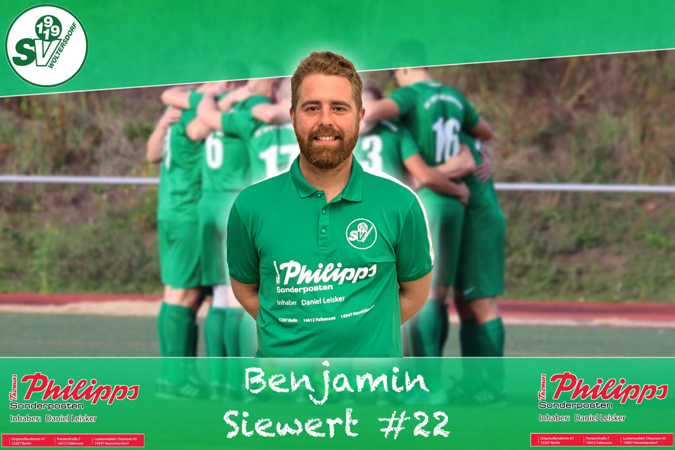 Benjamin Siewert