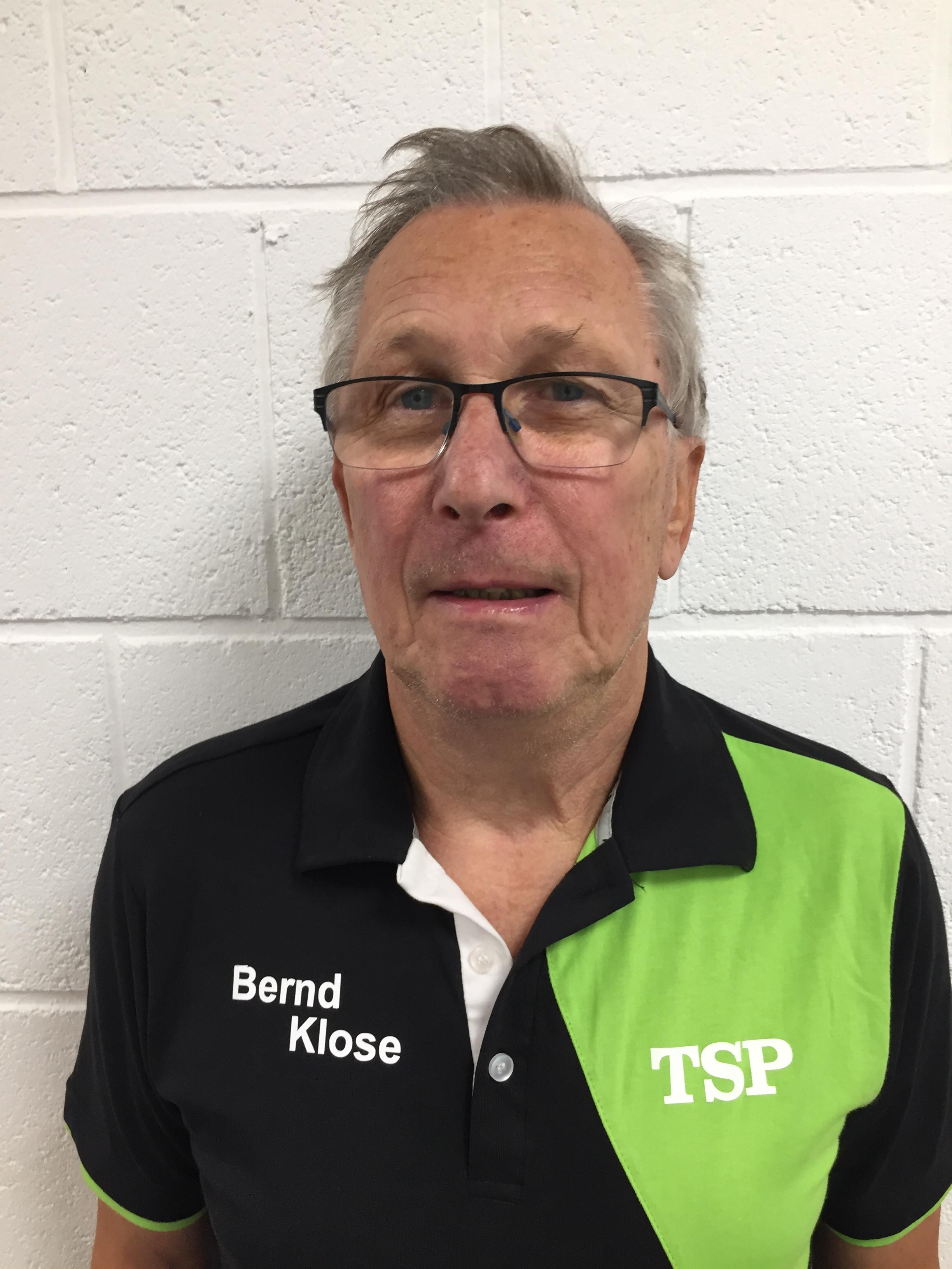 Bernd Klose