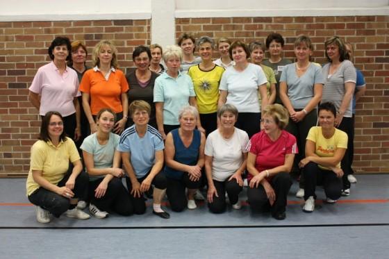 Gymnastikgruppe 2