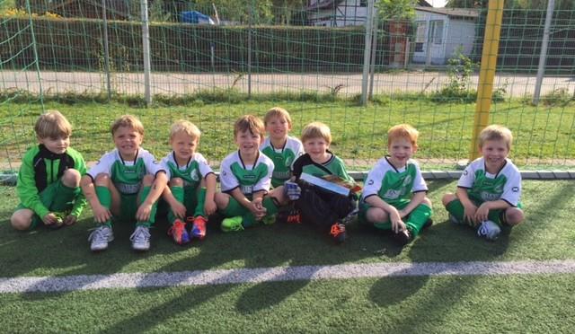 Bambini Turnier 26.09.2015 beim FV Erkner 1920