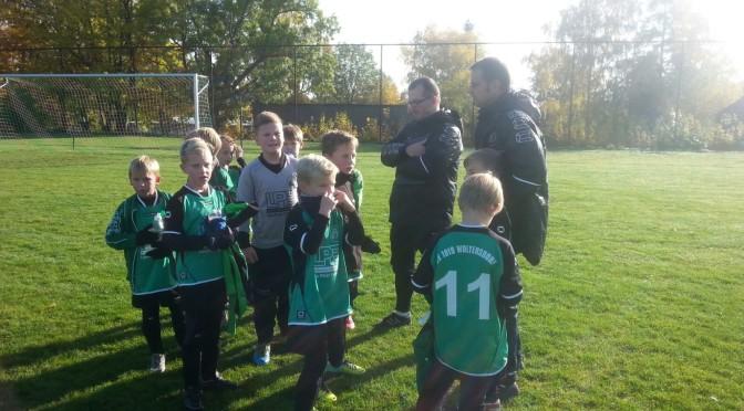 E-Junioren mit 2. Sieg im EWE-CUP