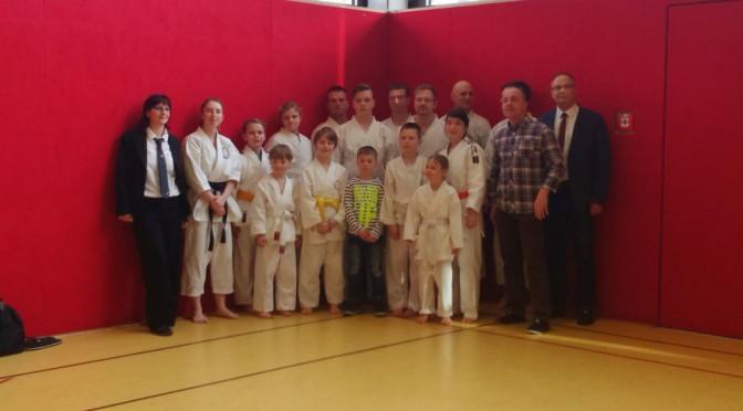 Internationales Karate Kata – Turnier in Cottbus