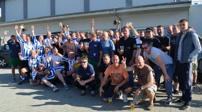 1. Sponsorencup – ein fröhliches Fußballfest