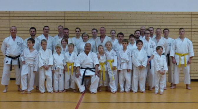 Toshiaki Namiki wieder zu Gast in Woltersdorf