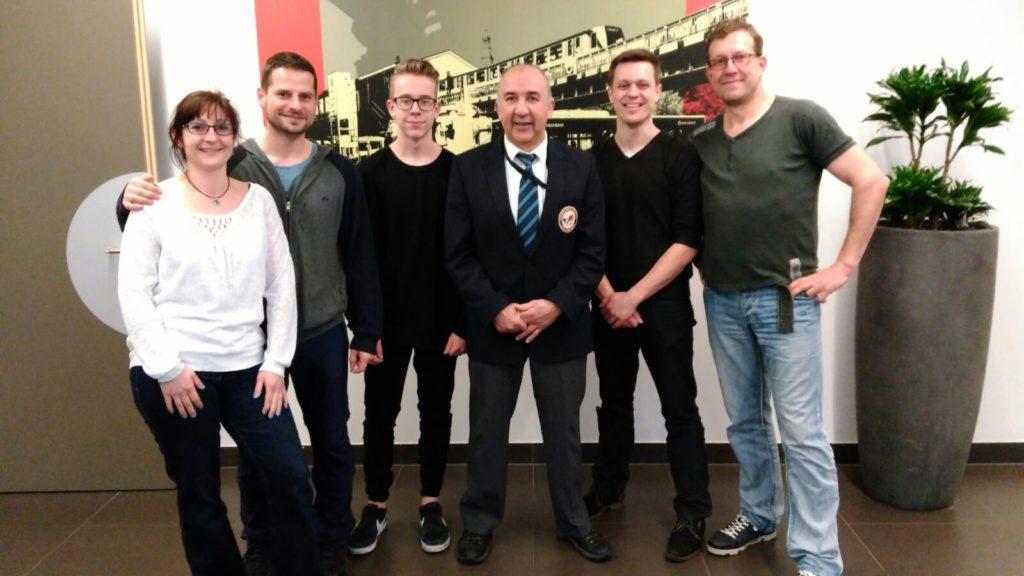 Kampfrichterausbildung in Hamburg