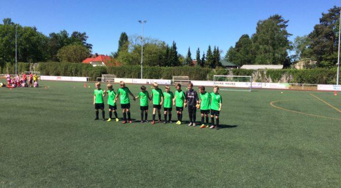 E1 nach Sieg über Borussia Fürstenwalde im Pokalfinale von Ostbrandenburg