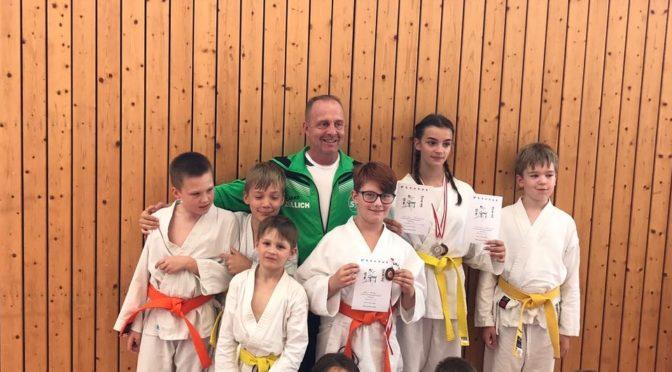 2. Ranglistenturnier im Karate