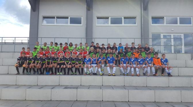 Vorbereitungsturnier mit fünf Gast-Teams