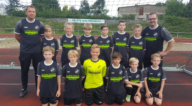 D1 gewinnt erstes Punktspiel 2017/2018
