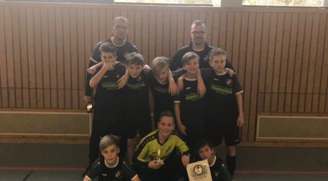 D1 gewinnt den ABC Zentrum-Cup 2018 in Berlin Mitte