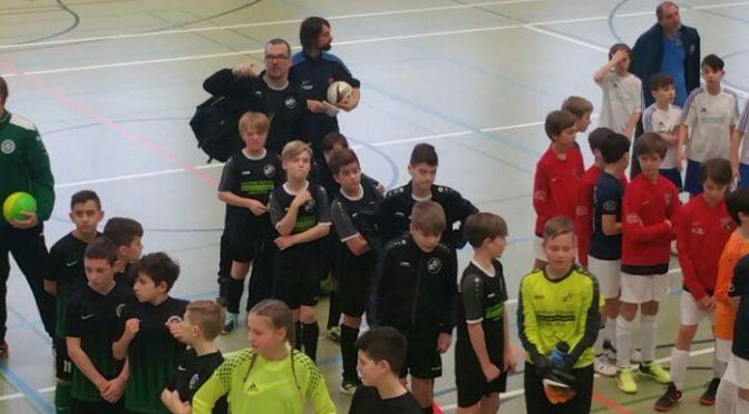 D1 – 2. Platz Borussia Cup 2018 in Berlin-Friedrichsfelde