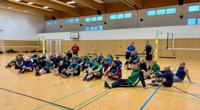 Wanderpokal endlich wieder in Woltersdorf